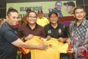 Rahmad Darmawan Resmi sebagai Pelatih Sriwijaya FC