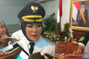 Bupati Klaten Dukung Ganjar Menjadi Gubernur Kembali