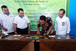 Wilayah Kumuh Semarang Masih 361 Hektare