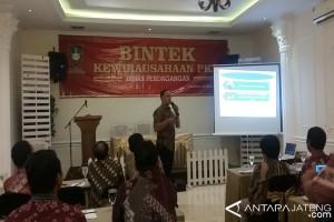 Pemkot Surakarta Ajak PKL Pahami Penjualan Online