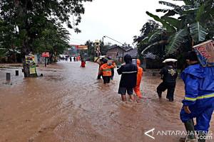 Banjir Bandang Terjang Wonosobo Satu Korban Hanyut