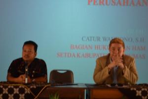 Pemkab Banyumas dan Perusahaan Membentuk Forum CSR