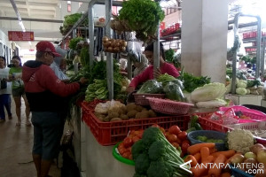 Musim Hujan, Harga Sayuran di Purwokerto Melonjak (VIDEO)