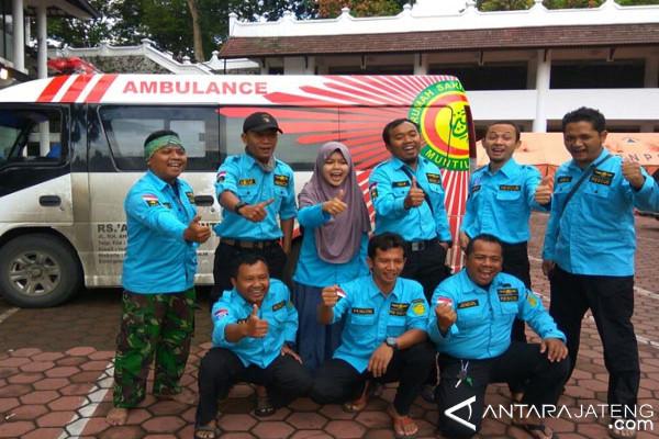 LPB Muhammadiyah Magelang Juara 2 Jambore Nasional Relawan