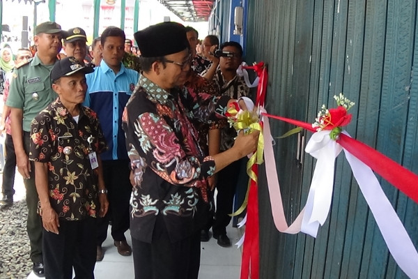 Pasar Desa Kedungurang Tumbuhkan Perekonomian Masyarakat