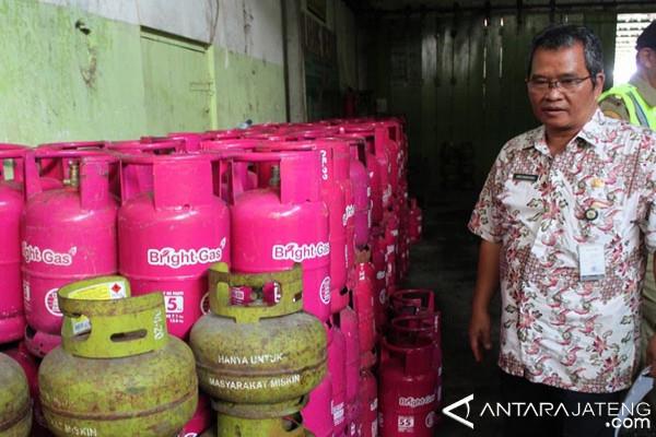 Kota Magelang Terima Tambahan 3.920 Tabung Elpiji