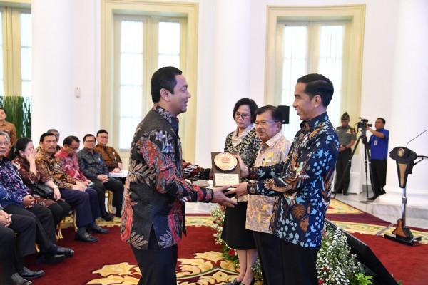 Semarang Raih Penghargaan Dana Rakca