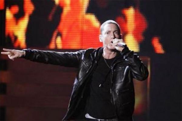 Peluncuran Album Baru Eminem Libatkan Sederet Bintang