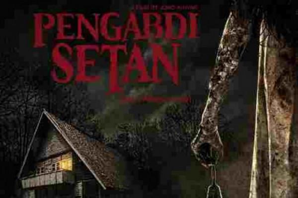 Film Pengabdi Setan, Paling Banyak Dibicarakan di Medsos