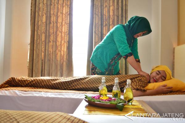 Hotel Syariah Solo Tawarkan Spa Aman Nyaman