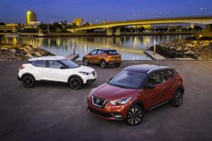 Nissan Kicks 2018 Debut Amerika Serikat