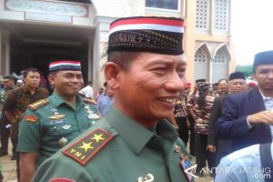 Pangdam Diponegoro Ingatkan Ancaman Disintegrasi Bangsa