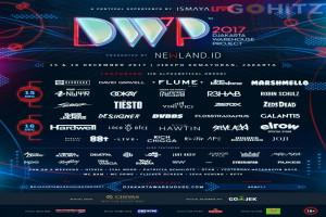 Festival Dance Musik Diselenggarakan 15 dan 16 Desember 2017