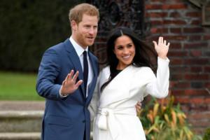 Pangeran Harry-Meghan Hadiri Peringatan hari Aids di Nottingham