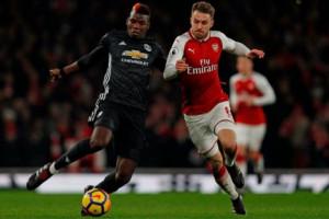 Manchester United Pecundangi Arsenal 3-1 di Emirates