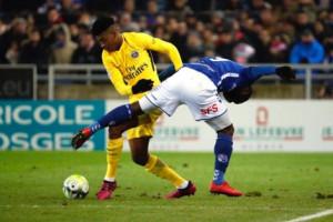 Dibungkam Strasbourg 2-1,  PSG Telan Kekalahan Perdana