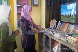 Warga Kota Magelang Luncurkan Kampung Baca