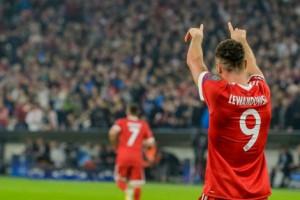 Muenchen ganyang Dortmund 6-0