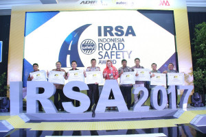 tata Transportasi, Semarang Raih IRSA 2017
