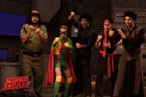 Film 5 Cowok Jagoan Padukan Genre Komedi,Fantasi, Aksi dan Drama