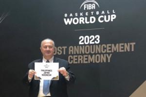 Indonesia Tuan Rumah Piala Dunia FIBA 2023
