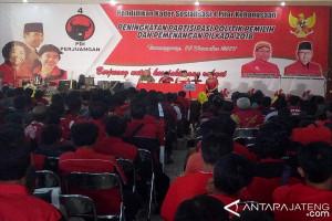 Pilkada Tujuh Daerah, PDIP Jateng Targetkan Menangi Empat
