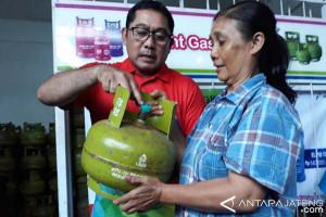 Pertamina Jamin Ketersediaan Elpiji di Jateng-DIY Aman
