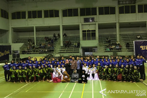 Tim Marching Band UNS ke Thailand