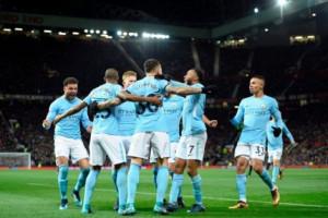 City Tumbangkan MU 2-1 Derby Manchester