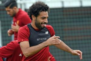 Salah cetak empat gol saat Liverpool bantai Watford 5-0