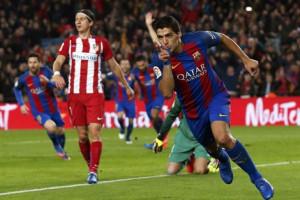 Barcelona Bekuk Villarreal 2-0