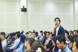 Kaesang Motivasi Mahasiswa Majukan UMKM