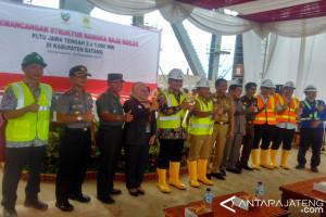 Pemprov Jateng Dorong Percepatan PLTU Batang