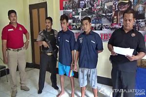 Polisi Bekuk Dua Pemuda Terlibat Penyalahgunaan Narkoba