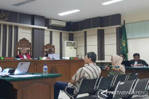 Siti Masitha Jadi Saksi di Pengadilan Tipikor