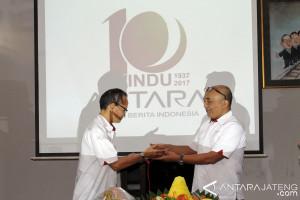 Biro Jateng Gelar Syukuran Dasawindu Kantor Berita Antara (VIDEO)