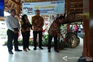 Pengelola Candi Borobudur Luncurkan