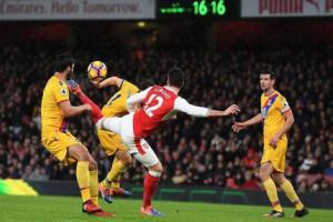 Kejutan, Tim Papan Bawah Tahan Arsenal dan Liverpool