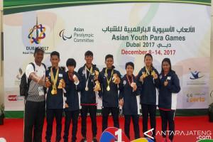 Indonesia Rebut 16 Emas AYPG Dubai