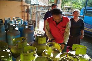 Hadapi Natal, Dinas Perdagangan Sidak Ketersediaan Elpiji 3 Kg