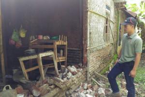 BPBD Cilacap Memverifikasi Faktual Kerusakan Akibat Gempa 6,9 SR