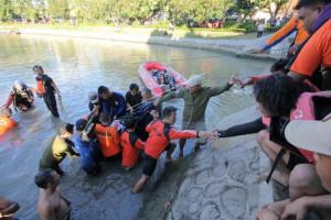 Bocah 8 Tahun Tewas Tenggelam Saat Tangkap Ikan di Embung Gunungpati