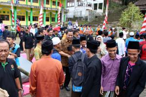 Wali Kota Semarang Jadi Wasit Lomba Santri
