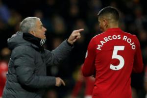 MU perpanjang kontrak Marcos Rojo sampai 2021