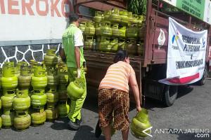 Polisi Temanggung awasi penggunaan elpiji bersubsidi