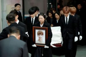 Polisi yakin Jonghyun meninggal akibat keracunan Karbon Monoksida
