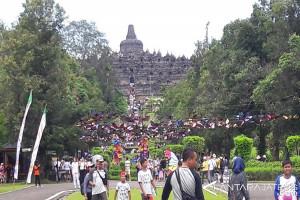 Kawasan Candi Borobudur segera dibangun