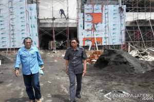 Dinas pantau dua proyek pasar yang diperpanjang hingga 2018
