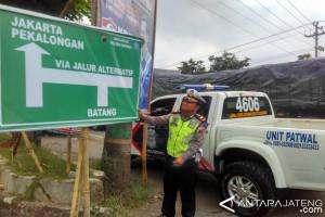 Polres Batang siapkan jalur alternatif antisipasi kemacetan