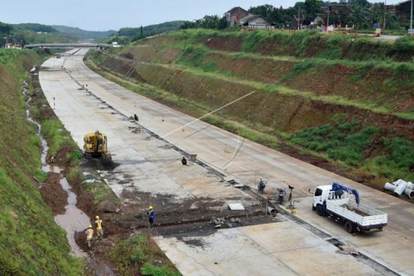Tol Batang-Semarang masih perlu 56 hektare